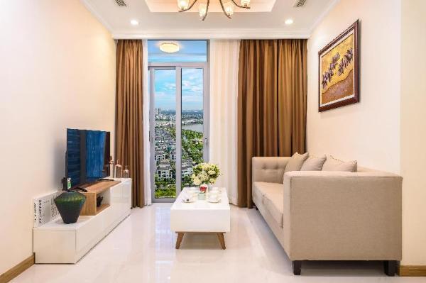 Lucky Homes Vinhomes Central Park 1Br-Free GymWifi Ho Chi Minh City