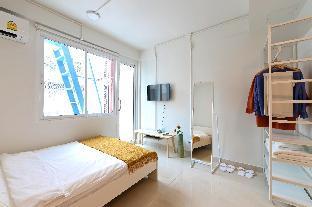 [スクンビット]アパートメント(19m2)  1ベッドルーム/1バスルーム Cozy Room in Center Sukhumvit41 BTS Phrom Phong