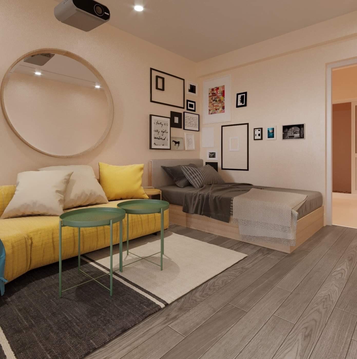 Daisie  A Cozy Apartment In Old Quarter