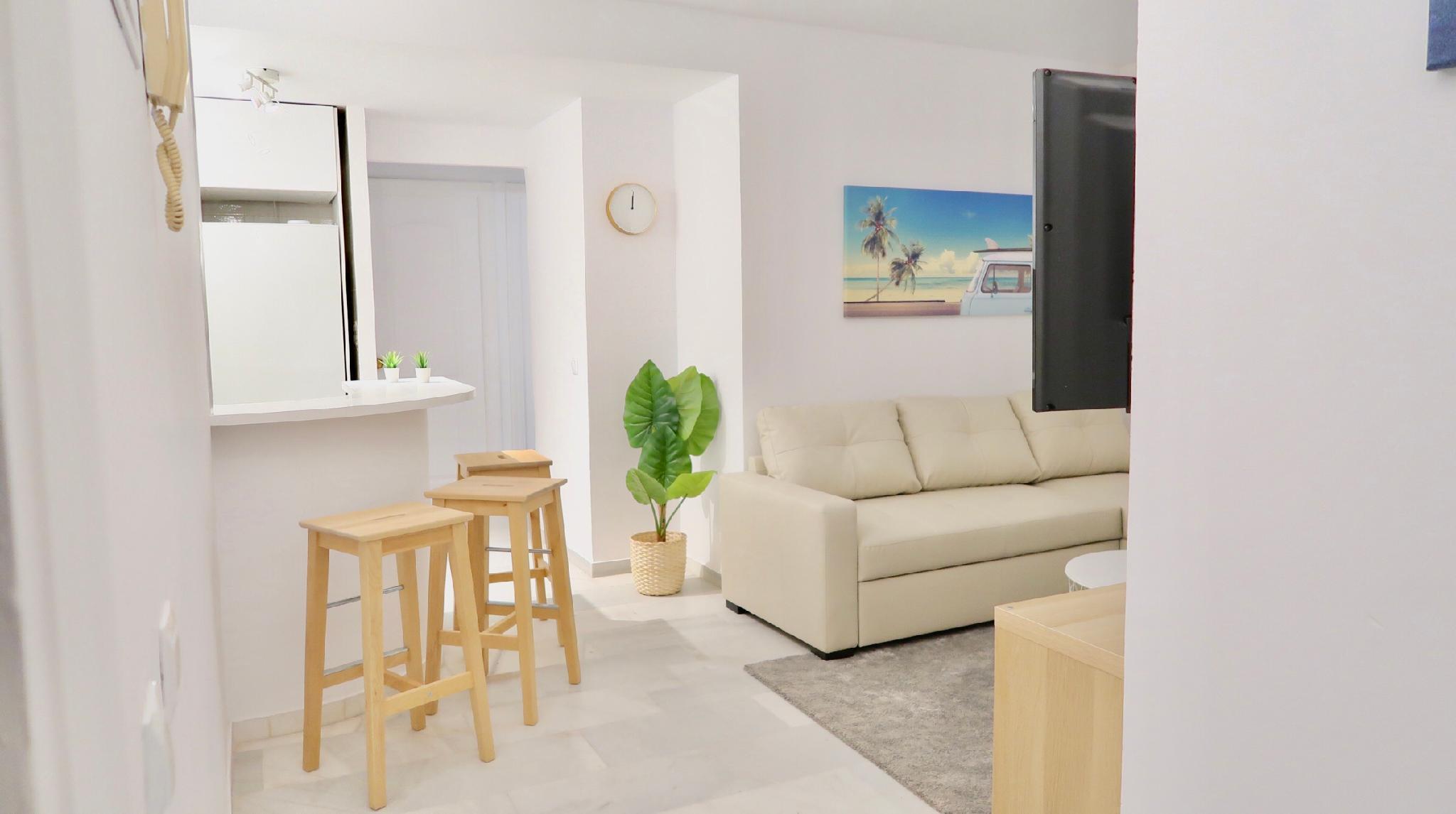 Brand New Skandinavian Penthouse * 5min To Beach
