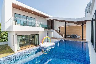 Movenpick Luxury Villa2/Private Pool/Amazing Stay วิลลา 3 ห้องนอน 3 ห้องน้ำส่วนตัว ขนาด 384 ตร.ม. – นาจอมเทียน