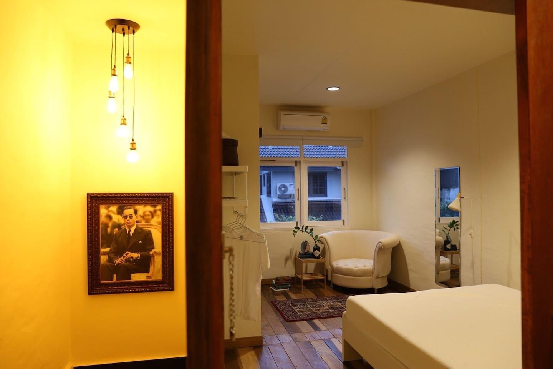 Designer•House•POOL•ICONSIAM•BKK•BTS•No.24 อพาร์ตเมนต์ 1 ห้องนอน 1 ห้องน้ำส่วนตัว ขนาด 16 ตร.ม. – ธนบุรี