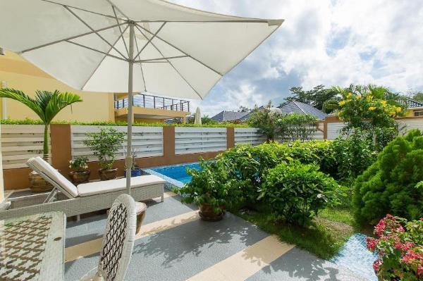 Family 5 bedroom pool villa in secure village  Phuket
