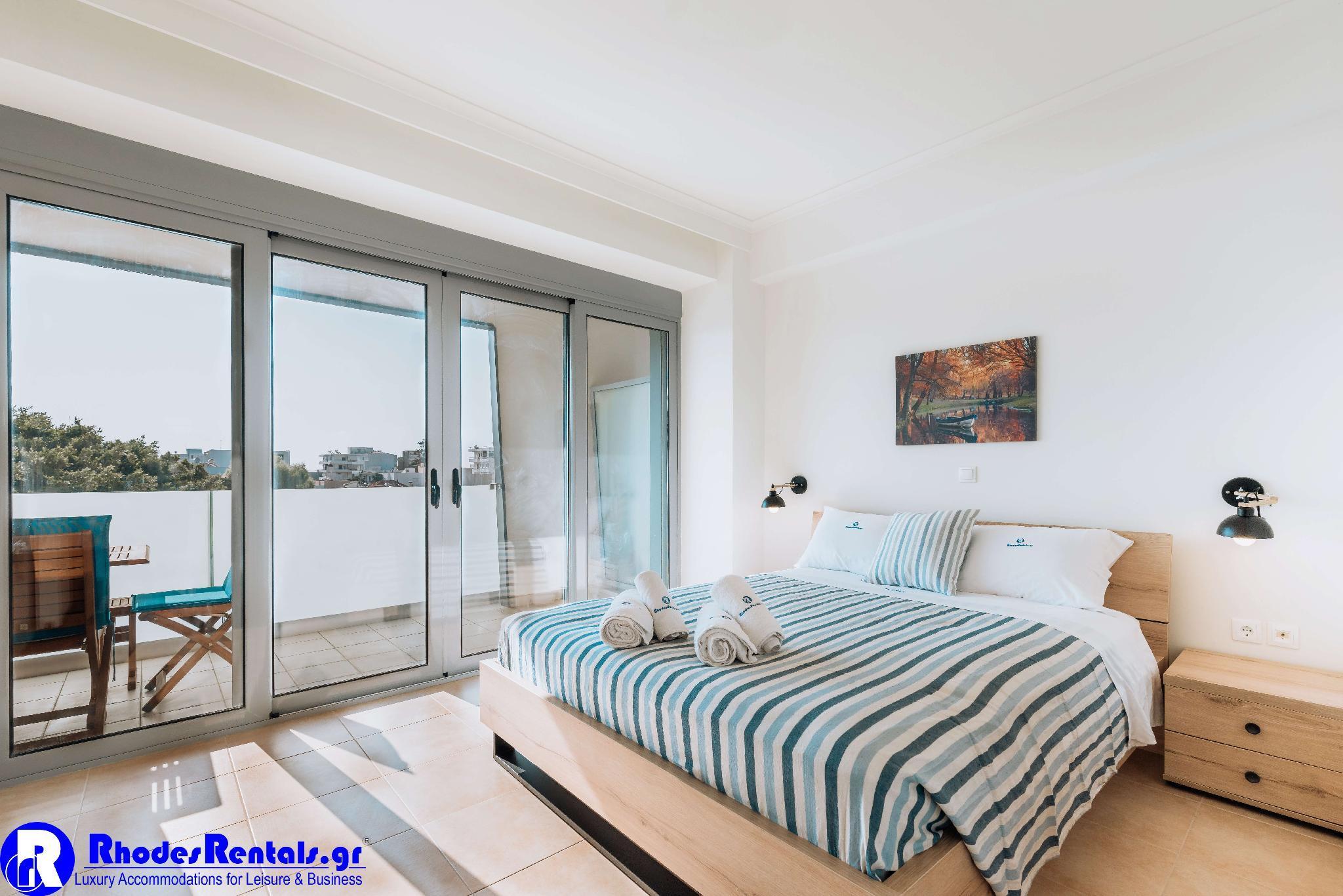 Rhodes Port Haven Suite