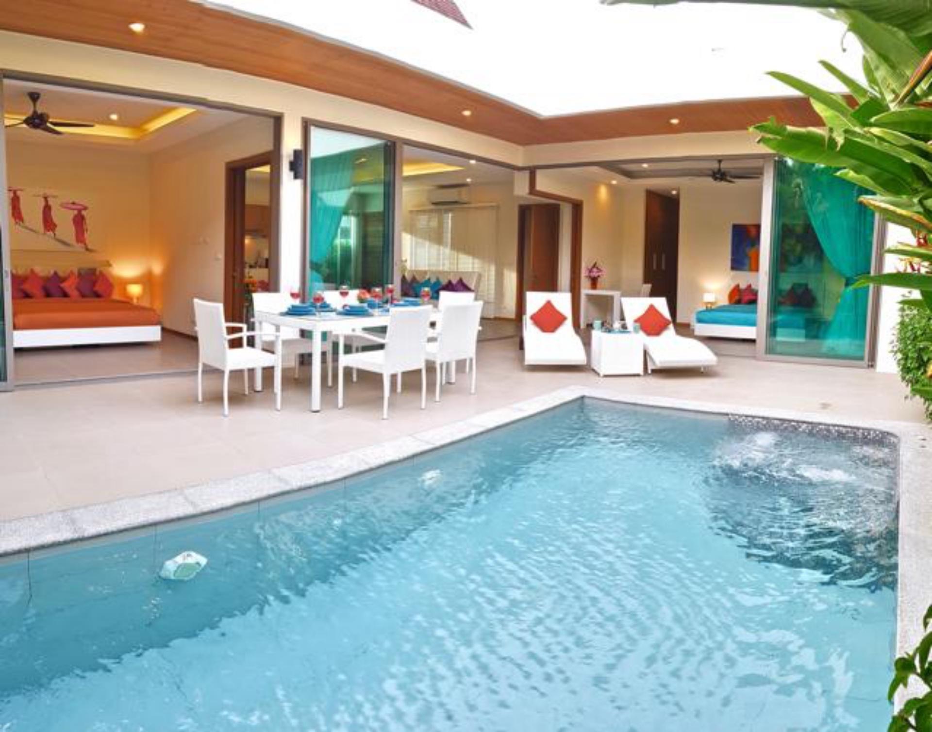 Rawai Beautiful 2 Bedrooms Private Pool Villa