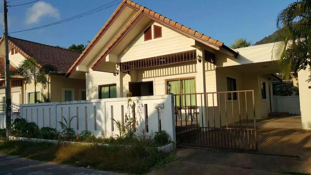 卡图小居 บ้านเดี่ยว 2 ห้องนอน 2 ห้องน้ำส่วนตัว ขนาด 150 ตร.ม. – กะทู้
