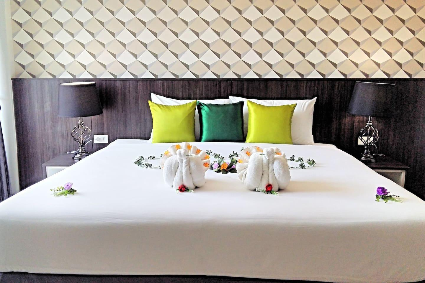 The Wings Boutique Hotels  Deluxe Room  Room Only