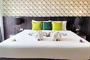 The wings boutique hotels (Deluxe room) room only อพาร์ตเมนต์ 1 ห้องนอน 1 ห้องน้ำส่วนตัว ขนาด 25 ตร.ม. – บ้านคลองโขง