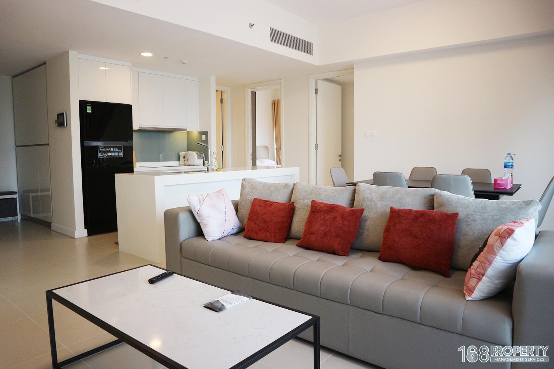 Luxury Lifestyle 02 Bedroom Flat Gateway Thao Dien