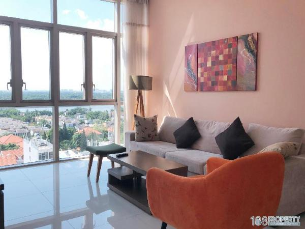 Warmly Lifestyle Apartment 100m2 Direct River View Ho Chi Minh City