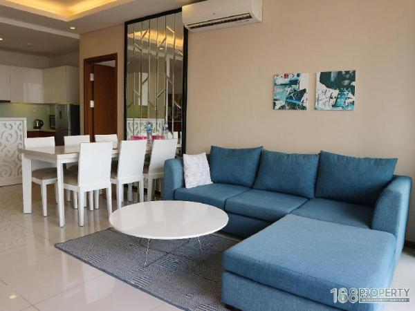 Large 2 Bedroom Apartment 105sqm Direct Riverview Ho Chi Minh City