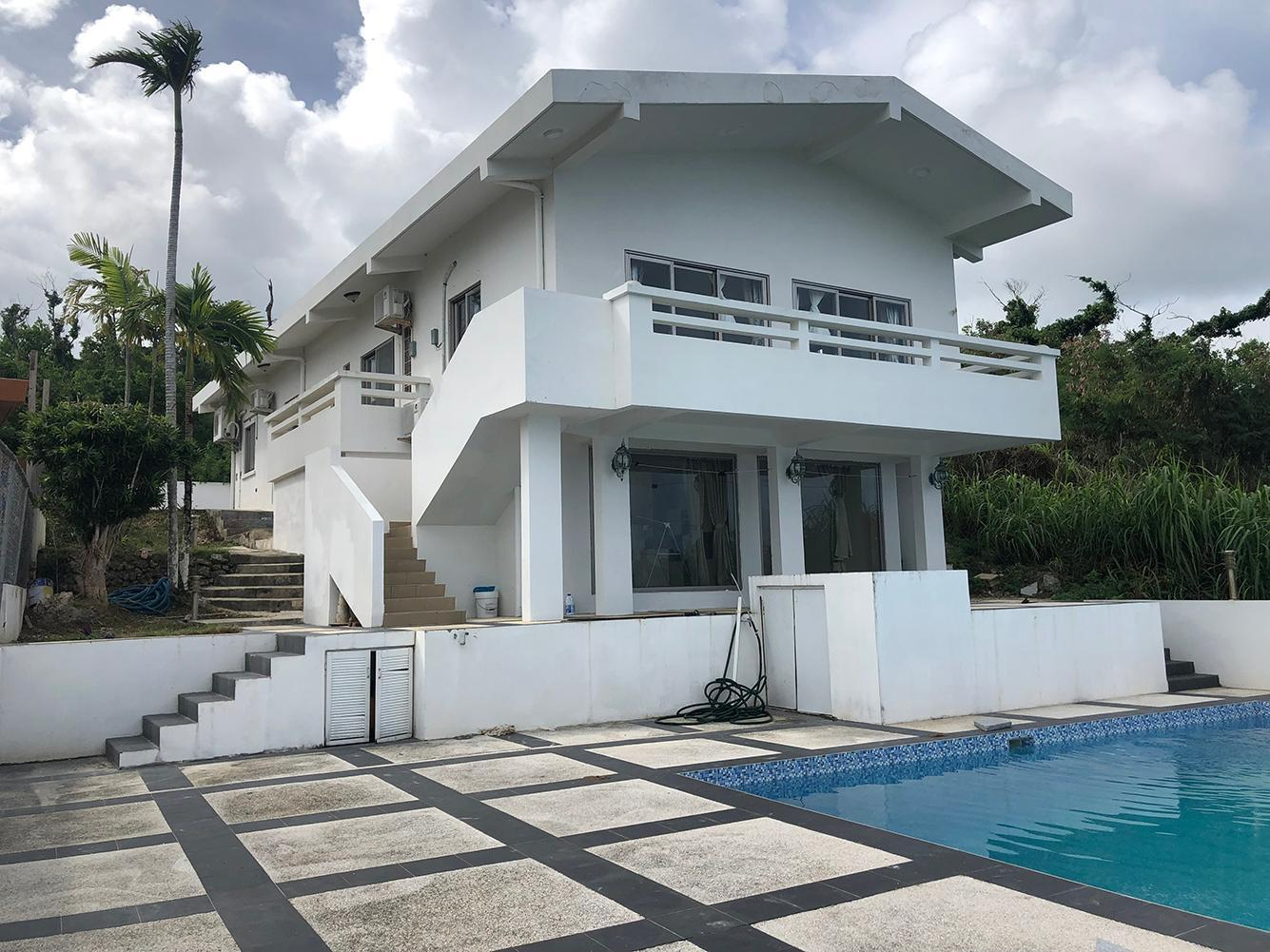 Saipan Angel Sunrise Sea View Swimming Pool Villa
