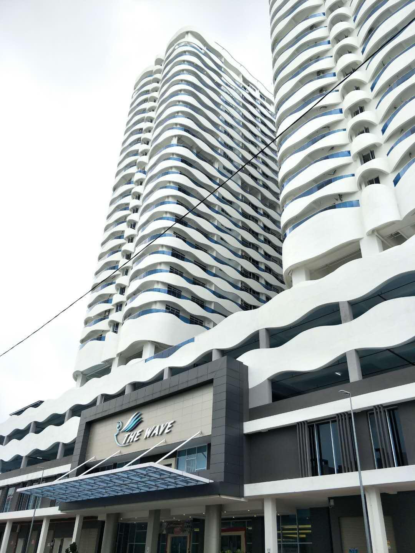 5min To Jonker Encore Melaka Town Swimming Pool