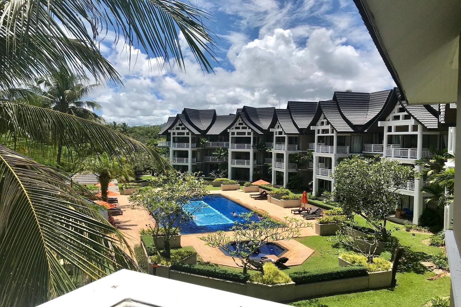 2 BDR Apartment Allamanda Phuket, Nr. 13 อพาร์ตเมนต์ 2 ห้องนอน 2 ห้องน้ำส่วนตัว ขนาด 135 ตร.ม. – บางเทา