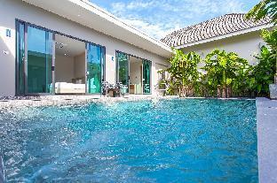 ⭐Modern Getaway Villa 12BR Sleeps24 w/Private Pool วิลลา 12 ห้องนอน 12 ห้องน้ำส่วนตัว ขนาด 8000 ตร.ม. – บางเทา