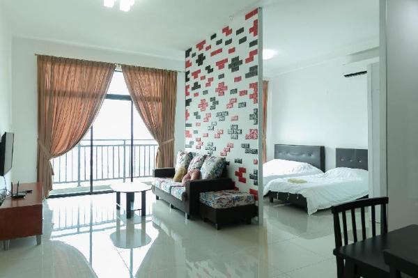 JK home@ A2613 Molek Regency Studio 1Facility Wifi Johor Bahru