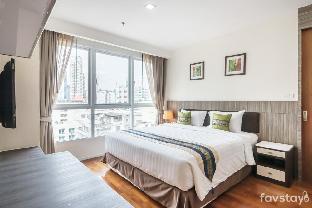Premium Apt with Beakfast Close to BTS PromPhong อพาร์ตเมนต์ 1 ห้องนอน 1 ห้องน้ำส่วนตัว ขนาด 45 ตร.ม. – สุขุมวิท