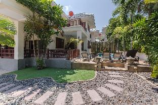 Stunning villa close to city centre สตูดิโอ วิลลา 4 ห้องน้ำส่วนตัว ขนาด 240 ตร.ม. – กลางเมืองหัวหิน