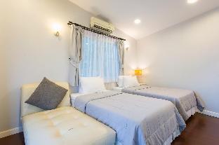 Romantic beach, perfect for relax วิลลา 2 ห้องนอน 2 ห้องน้ำส่วนตัว ขนาด 50 ตร.ม. – หาดเขาตะเกียบ