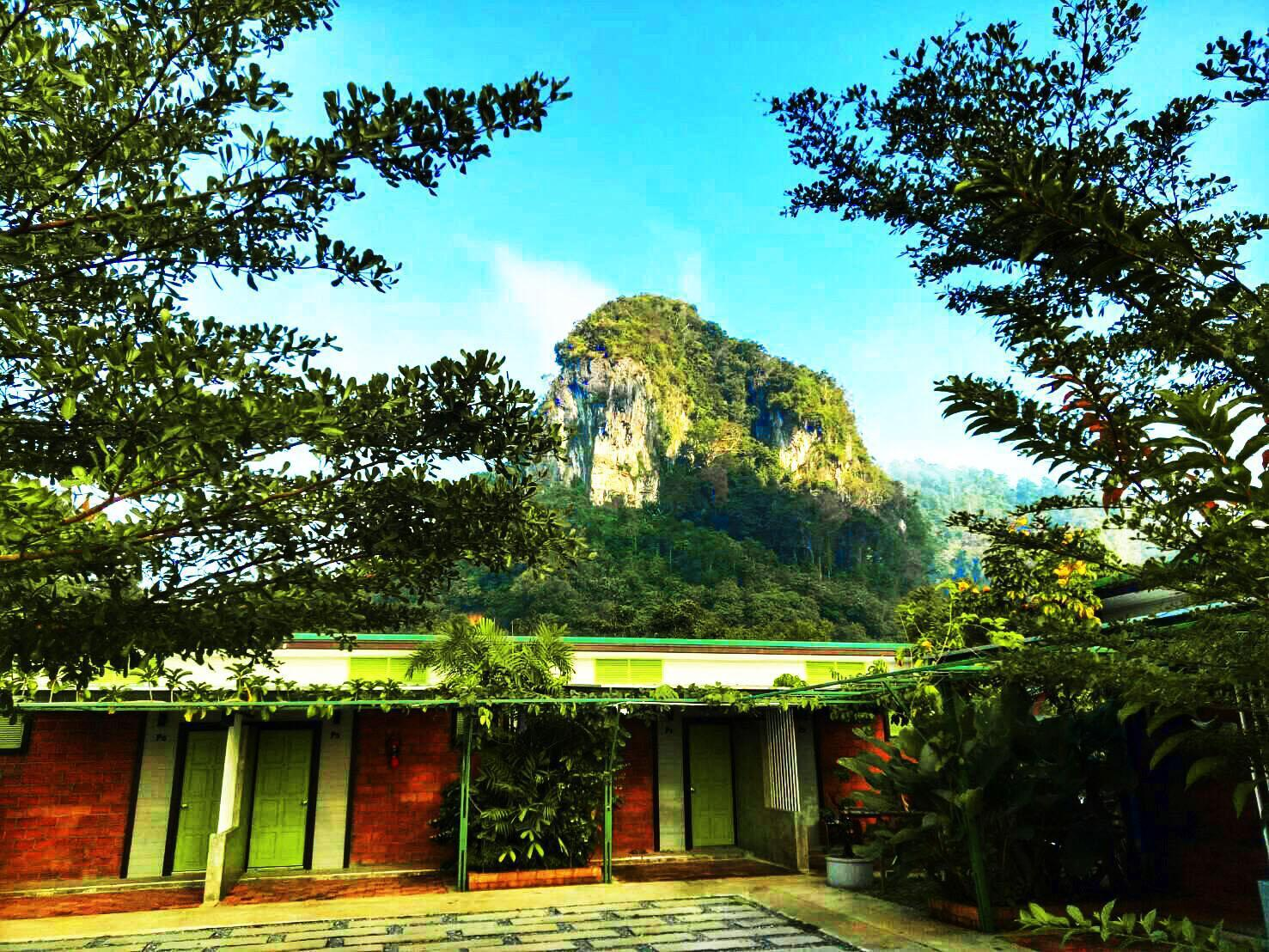 Phupat Resort สตูดิโอ บังกะโล 1 ห้องน้ำส่วนตัว ขนาด 20 ตร.ม. – กระบี่ น้อย