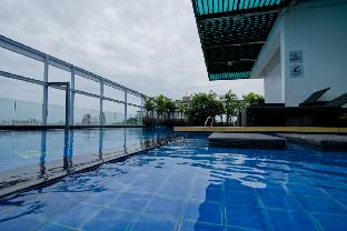 Swimming Pool Rooftop nice view 1bed Pattaya อพาร์ตเมนต์ 1 ห้องนอน 1 ห้องน้ำส่วนตัว ขนาด 35 ตร.ม. – เขาพระตำหนัก