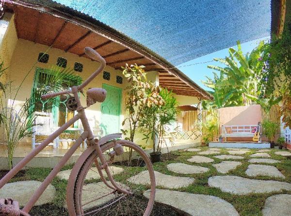 Casa Tropical Gili Trawangan, double room Lombok