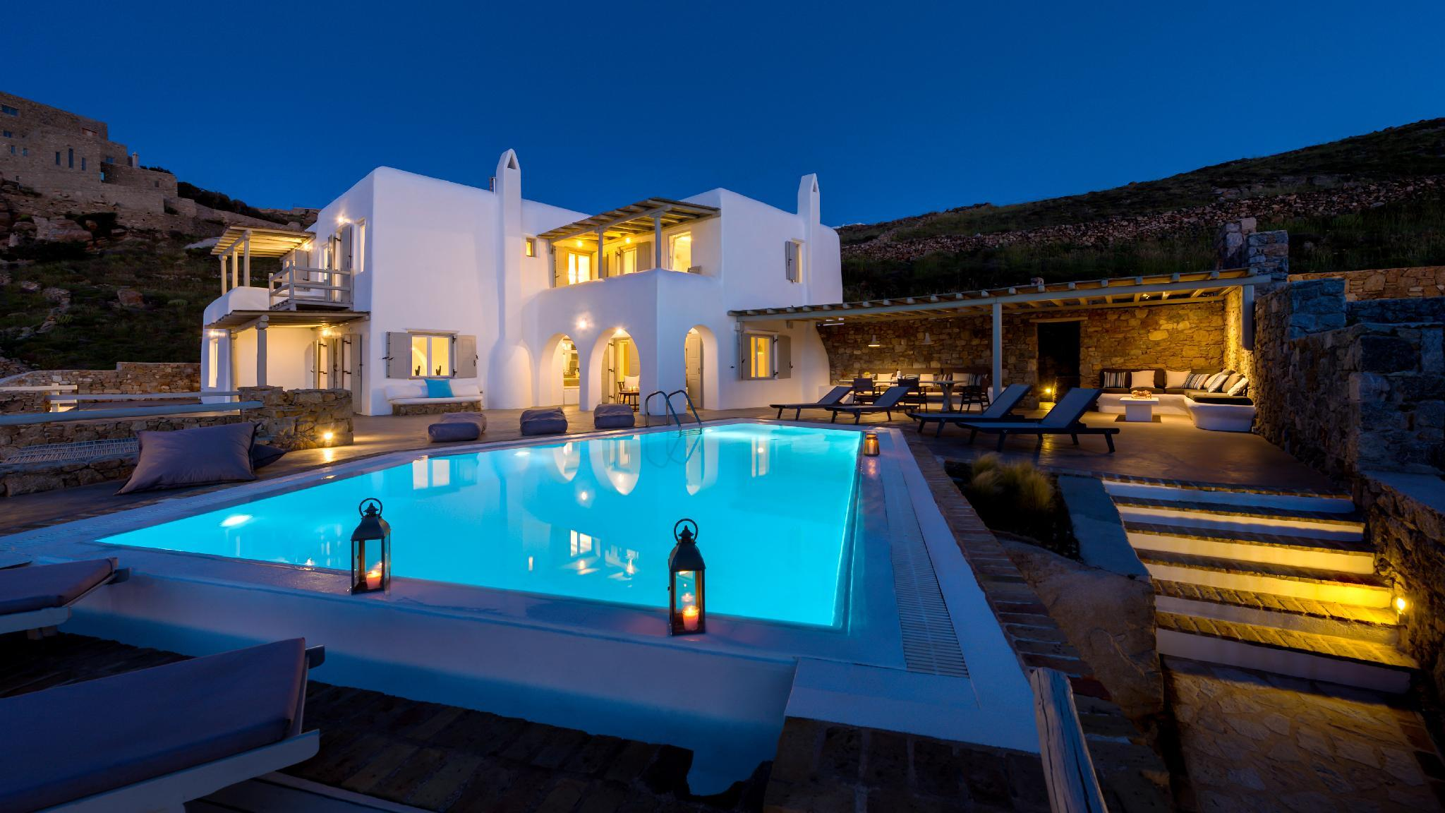 8 Bedroom Villa With Two Private Pools  Panorama