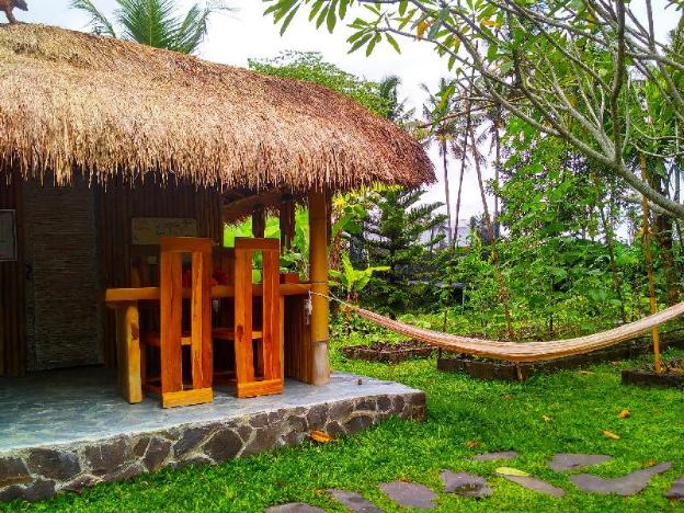 Eco Bamboo house