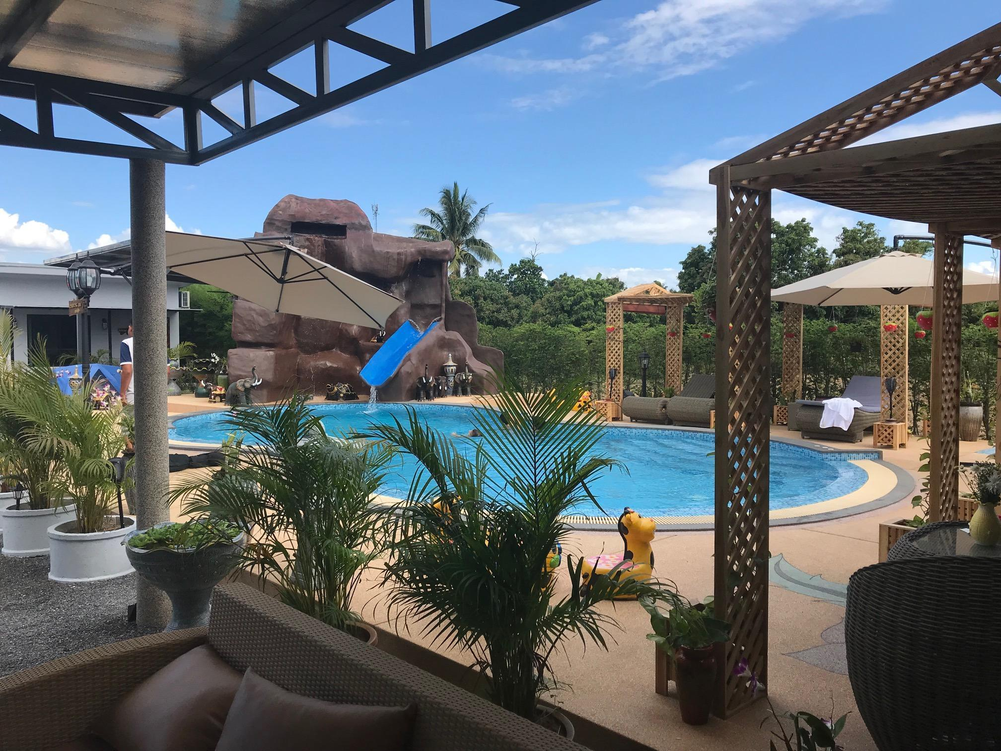 SB Holiday Resort บังกะโล 1 ห้องนอน 1 ห้องน้ำส่วนตัว ขนาด 35 ตร.ม. – สารภี