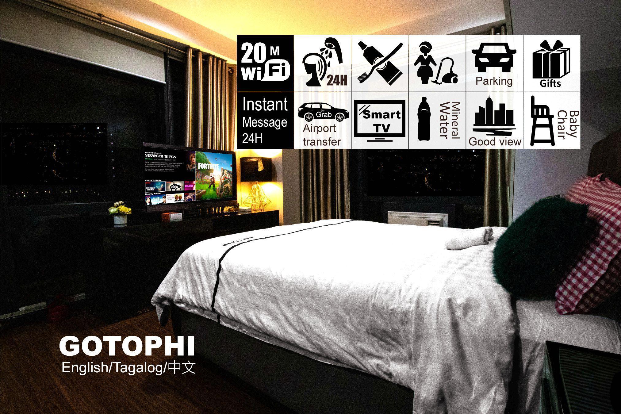 Gotophi Luxurious 5Star hotel Gramercy Makati 4730