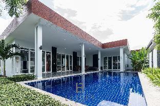 4 Bedroom Resort Pool Villa - G208 วิลลา 4 ห้องนอน 4 ห้องน้ำส่วนตัว ขนาด 220 ตร.ม. – ทับใต้