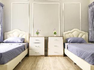 [スパンブリー]一軒家(160m2)  4ベッドルーム/5バスルーム Ban Rom Mai Homestay