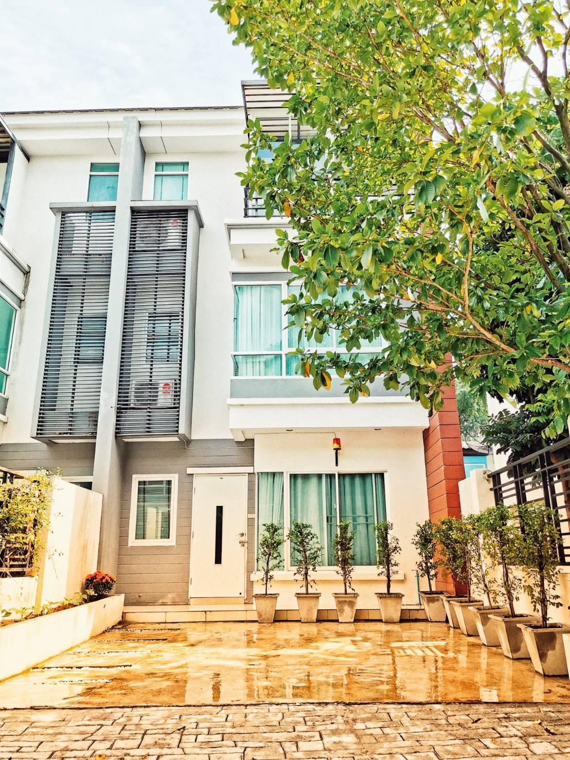 MaKuea Guest House and Apartment Service อพาร์ตเมนต์ 3 ห้องนอน 3 ห้องน้ำส่วนตัว ขนาด 44 ตร.ม. – ตัวเมืองพิษณุโลก