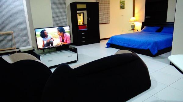 Studio room in a new condominium near Kata beach Phuket