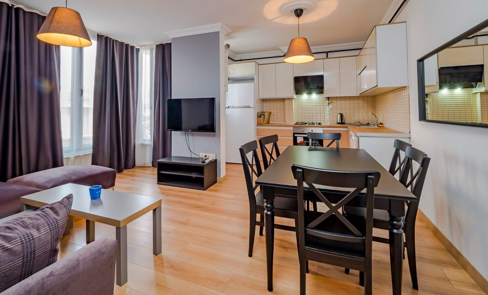 MAS Suites Apartments   Sisli 2 Bedrooms Sadeem
