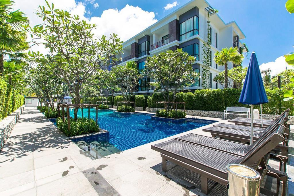 Spacious 1 Bedroom Title Rawai อพาร์ตเมนต์ 1 ห้องนอน 1 ห้องน้ำส่วนตัว ขนาด 44 ตร.ม. – หาดราไวย์