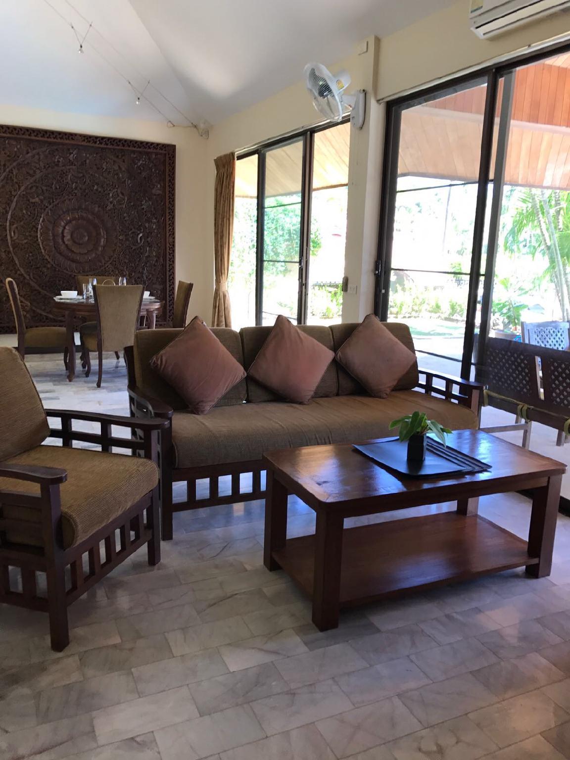 Three bedrooms villa with private pool Nai Harn วิลลา 3 ห้องนอน 3 ห้องน้ำส่วนตัว ขนาด 145 ตร.ม. – ในหาน