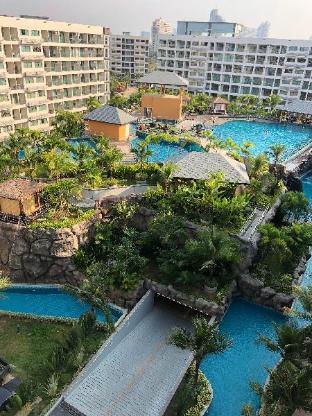 Pattaya Maldives Largest Pool-Chill สตูดิโอ อพาร์ตเมนต์ 1 ห้องน้ำส่วนตัว ขนาด 27 ตร.ม. – หาดจอมเทียน