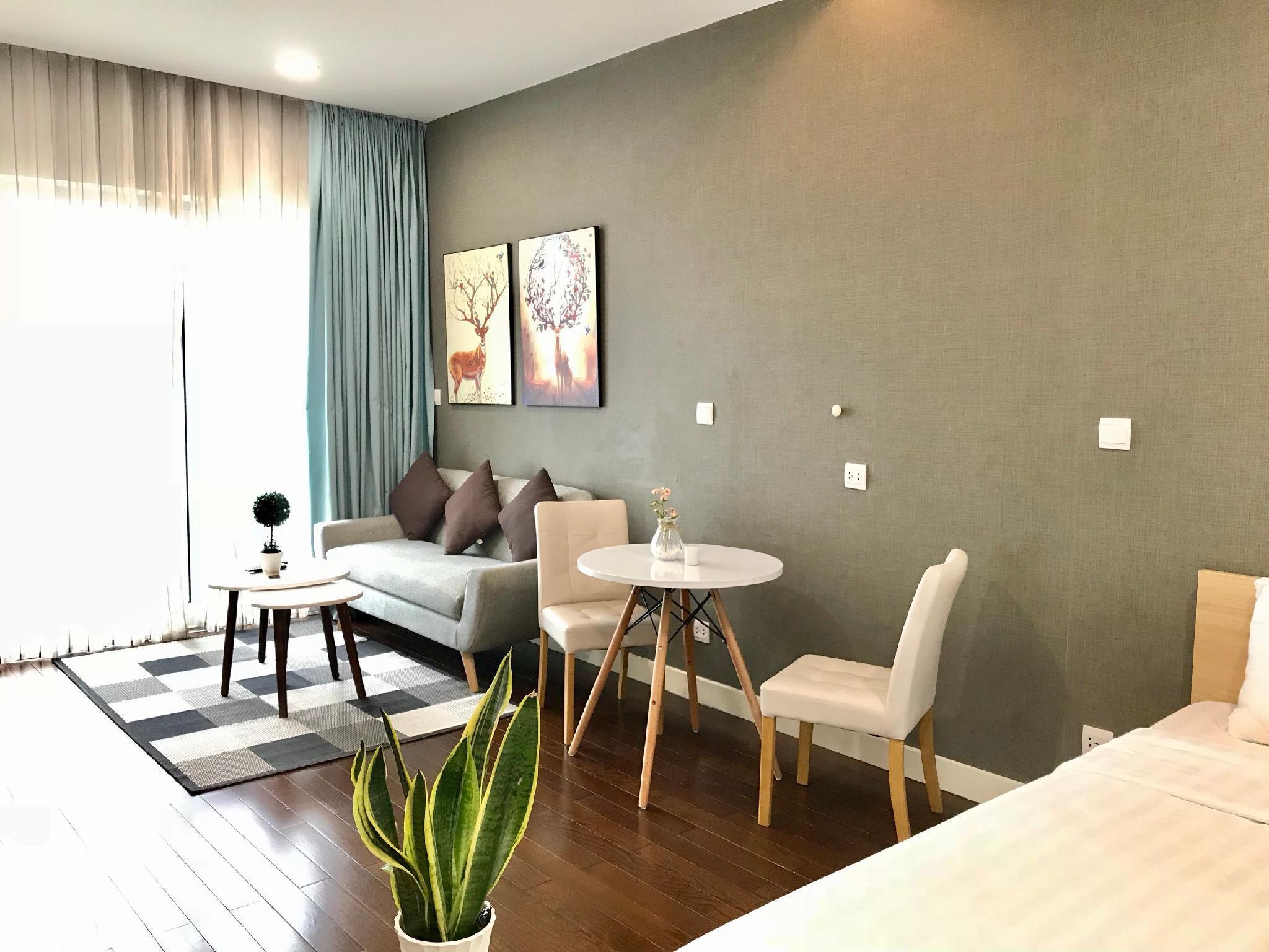 Lancaster Hanoi @Jaan's Luxury Studio Apt  18.0