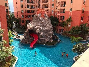Seven Seas Condo Resort D4 อพาร์ตเมนต์ 1 ห้องนอน 1 ห้องน้ำส่วนตัว ขนาด 36 ตร.ม. – หาดจอมเทียน