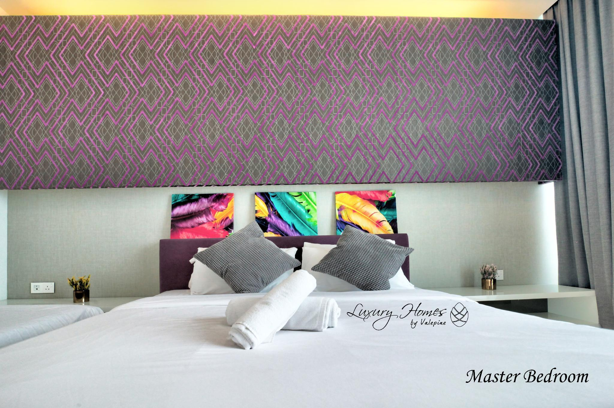 2 Bedroom Superior Suite At Platinum Suites KLCC