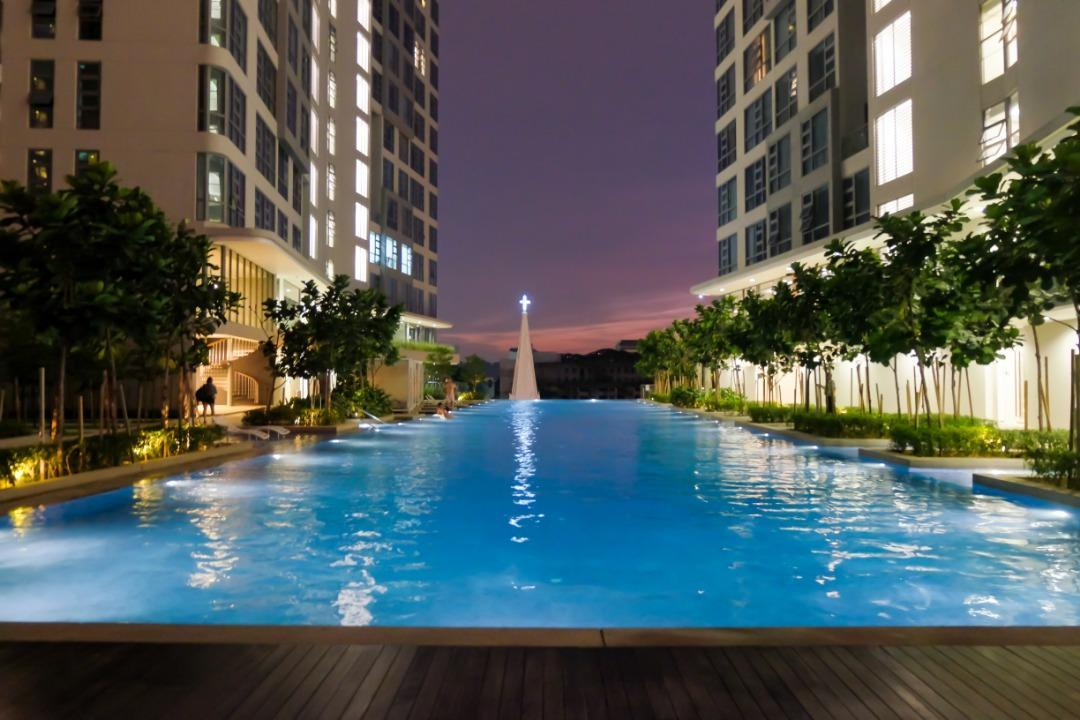 The Robertson 2br Apartment In Bukit Bintang