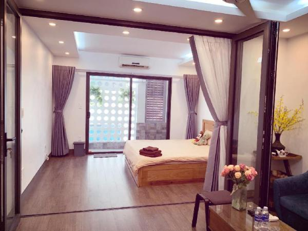 New! SPACIOUS Studio, 7 mins to the old quarter 31 Hanoi