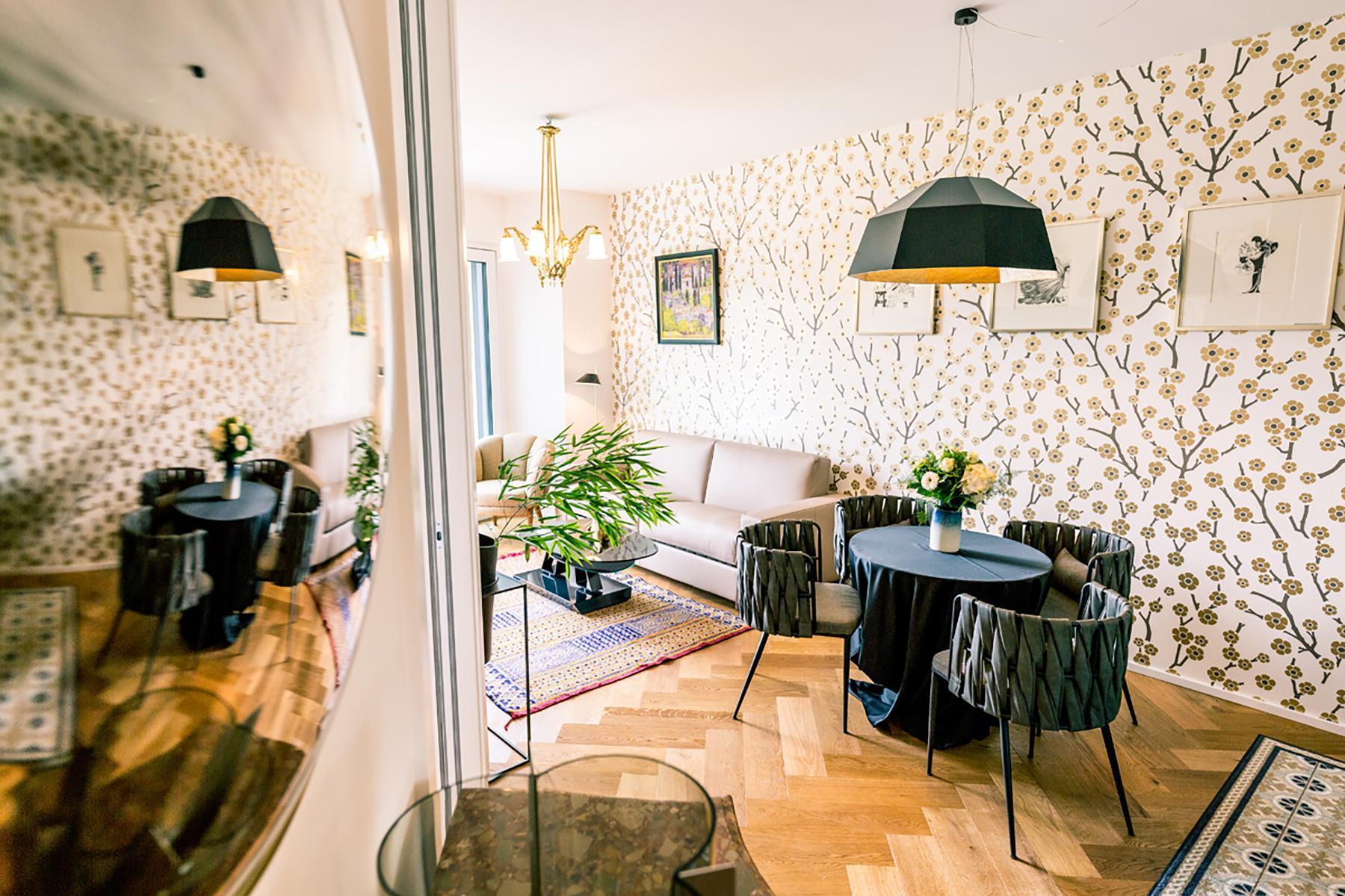 Gold Star Suite In Graz