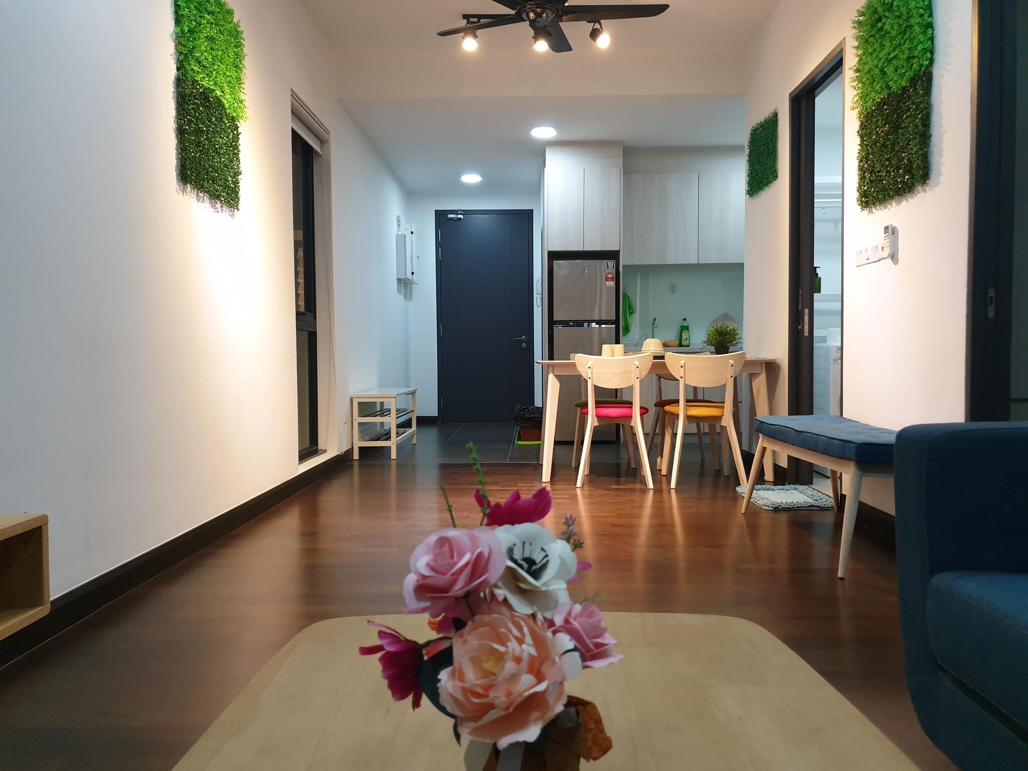 V Residence Sunway Velocity Mall MRT 2 Room KL
