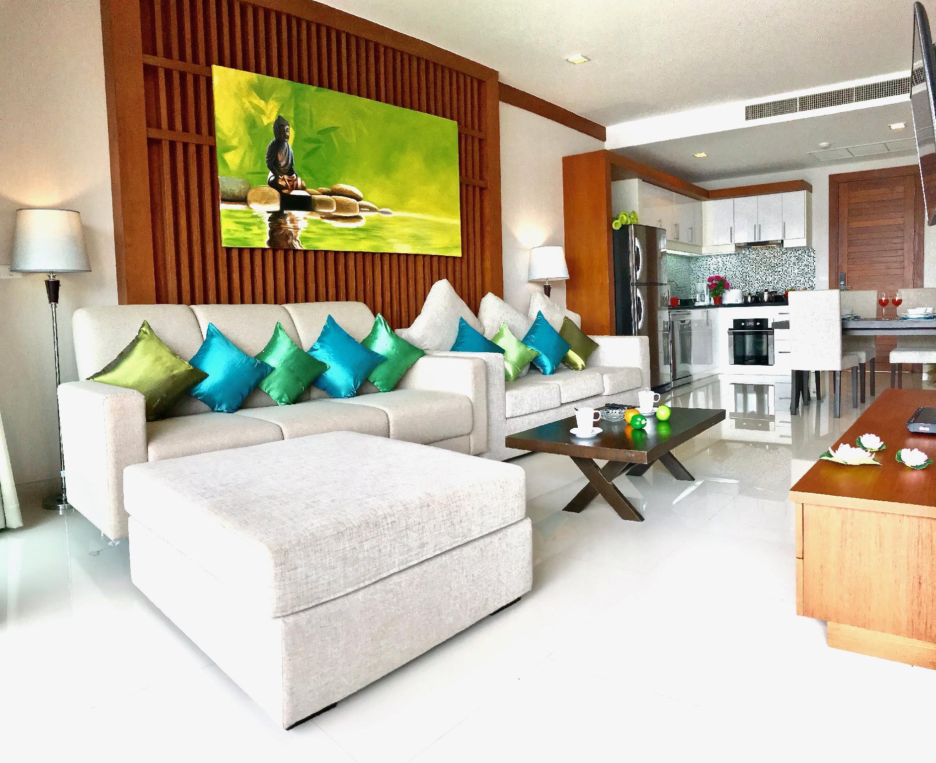 Q Konzept Superb Apartment In Kata