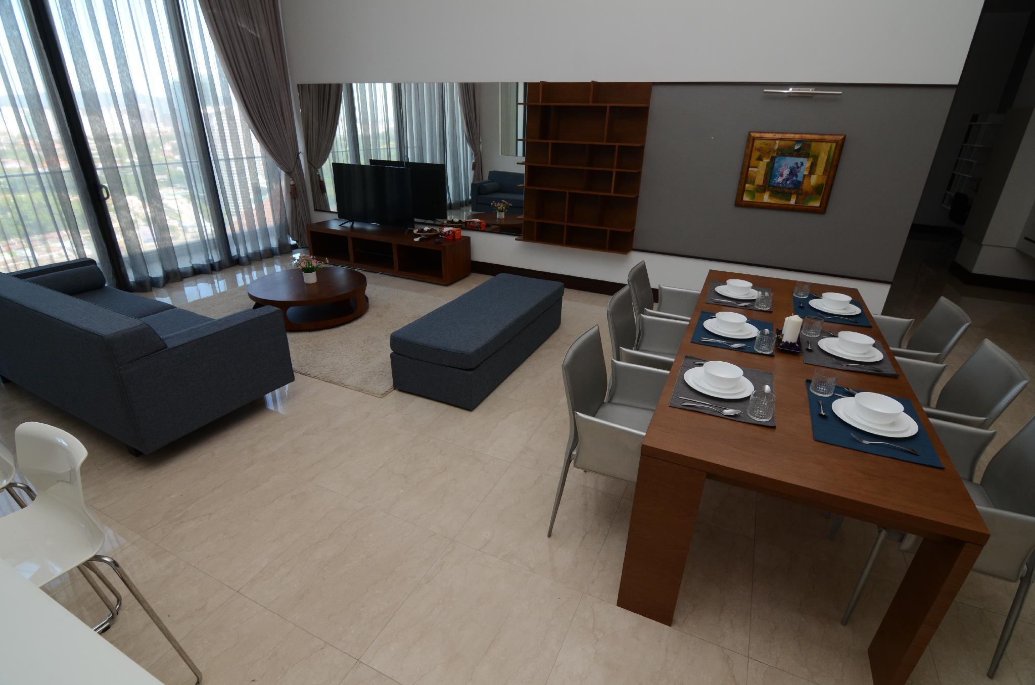 Ken Bangsar Serviced Residences  10 6