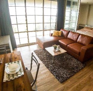 [カオタキアブ]アパートメント(42m2)| 1ベッドルーム/1バスルーム Autumn Huahin