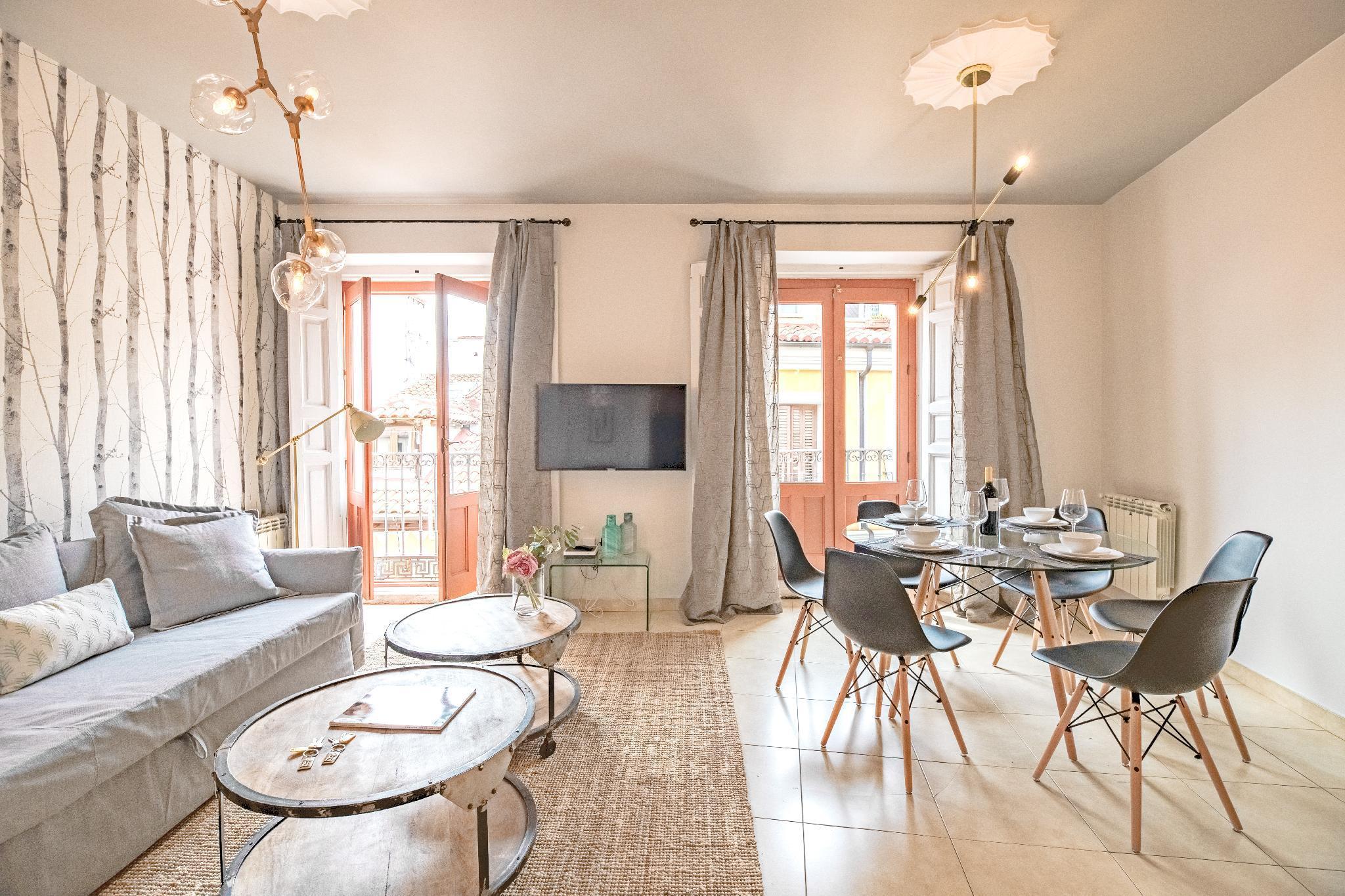 Apartment Madrid La Latina Plaza Cascorro ECM3D