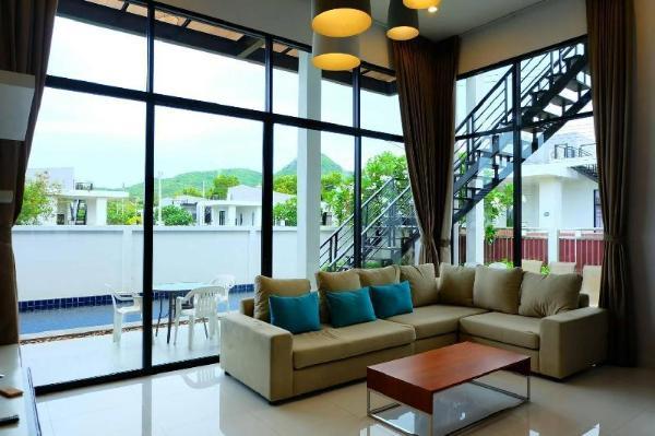 The Up Pool Villa (36/11 located at We by Sirin) Hua Hin